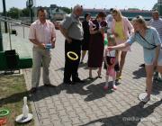 В День Победы на стадионе «Полесье» прошли спортивные мероприятия
