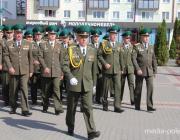 100-летие пограничной службы в Пинске
