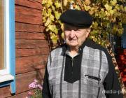 Долгожитель из Бостыни: «Пообещал родственникам дожить до ста лет»