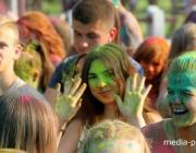 День молодёжи запестрит красками