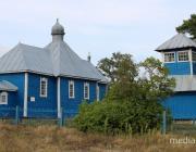 В Пинском районе обокрали церковь