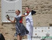 Луниненцкие танцоры стали лучшими среди 150 команд и взяли Гран-при фестиваля в Италии
