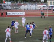В день рождения стадиона «Гранит» одержал волевую победу над «Славией»