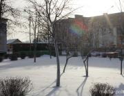 Погода на неделю: температура ниже нормы, но к концу недели морозы ослабеют
