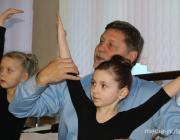 Балетный класс торжественно открыли в Давид-Городке