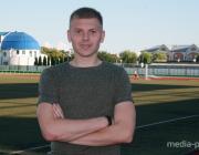 Максим Хутко: «Стараюсь учиться у лучших»