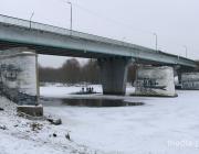 Мост через Пину отремонтируют к осени 2019 года
