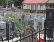 В Лунинце установили подозреваемых в похищении обелисков и оград с кладбища