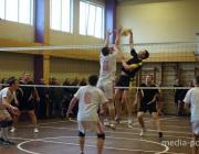 Чемпионат района по волейболу: какие команды сыграют