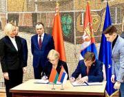Бобруйскагромаш поставит в Сербию в 2020 году сельхозтехнику на сумму более 500 тысяч евро