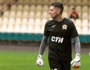Голкипер Павел Охремчук ушёл из «Гранита»