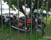 Пинский КБО будет эвакуировать в районе автомобили