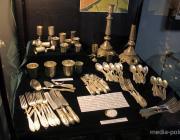 Как выглядит клад еврейского фамильного серебра