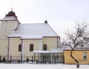 В стенах бывшего костёла звучали песни Владимира Высоцкого