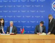Беларусь и Великобритания подписали конвенцию об избежании двойного налогообложения