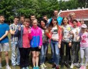 Спортсмены Лунинецкой СДЮШОР показали лучший результат выступления на областной спартакиаде школьников