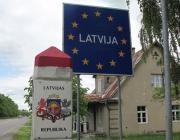 Латвия отгородится от Беларуси 120-километровым забором