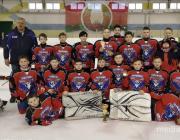 Юные хоккеисты из Лунинца победили минчан