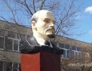 Заводчане приодели Ленина и навели ему макияж
