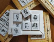 В Беларуси выпустили «литературный шоколад». Посмотрите, как он выглядит