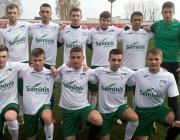 Команда из Ольшан – чемпион Брестской области по футболу