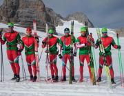 К следующей зиме в Беларуси начнут производить свои лыжи