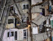 Разбор завалов обрушившегося дома в Магнитогорске: 18 погибших, более 20 человек ищут