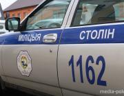 Утром 1 января в Столинском районе задержан пьяный водитель