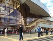 Две тысячи человек эвакуировали из-за сообщений о минировании аэропорта, вокзала и гостиниц