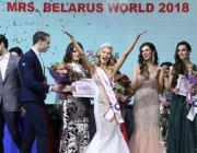 """""""Миссис Беларусь"""" стала Екатерина Сакович. Она представит нашу страну на конкурсе """"Миссис мира"""""""