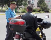 Перевозил на мотоцикле годовалого ребёнка: как прошла акция «Внимание – дети!»