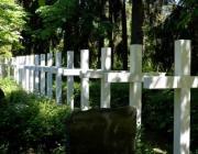 Стоимость мест на кладбищах
