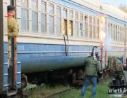 «Беларусьфильм» представил трейлер фильма «Не игра», эпизоды которого снимали в Лунинце