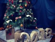 В краеведческом музее организовали новогоднюю фотозону