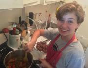 Приз — 50 тысяч долларов. Как дочь белоруски победила на главном детском кулинарном шоу США