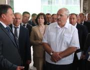 Лукашенко потребовал сделать Оршанский МКК одним из лучших