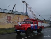 Открытие нового моста через Пину переносится?