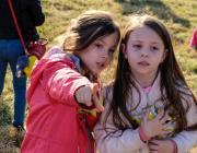 Бонстики заинтриговали белорусских детей и улетели из Беларуси