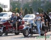 Пинские байкеры проведут посвящённую началу сезона акцию