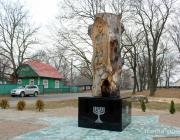 В Давид-Городке памятник жертвам холокоста ожидает открытия