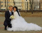 Свадьба в День Святого Валентина популярна у пинчан