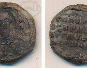 В Гродно нашли печать князя Владимира Мономаха