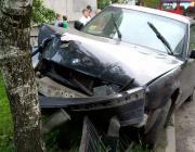 Пинчане задержали пьяную компанию на BMW