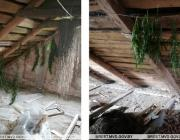 Пинчанин хранил наркотики на чердаке в доме отца