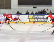 В основное время матча катались на коньках, забили только после овертайма