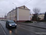 В Пинске закрывают движение по улице Коржа