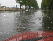 Пинск затопило