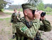 Два украинца и винтовка с боеприпасами