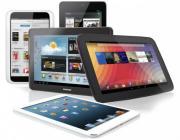Самым продаваемым планшетом в мире стал iPad