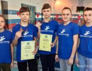 Пятеро воспитанников Столинской ДЮСШ продолжат учебу в училище олимпийского резерва